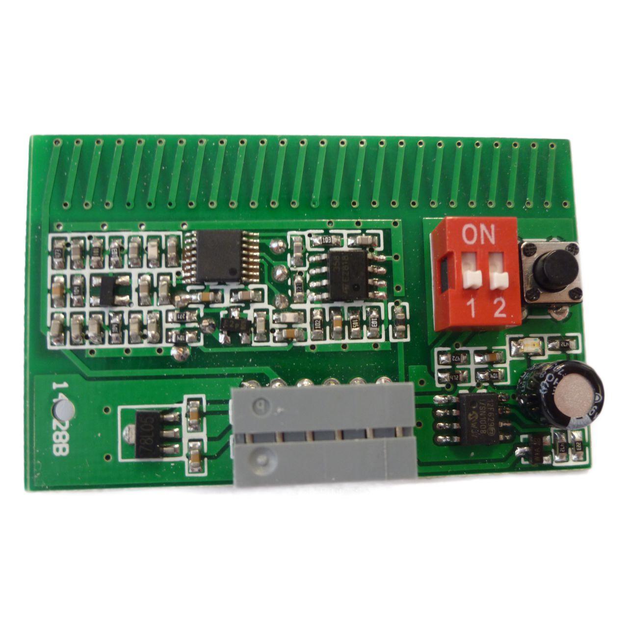 Prijemnik LRRE1 - plug in, rolling code (433,92MHz)