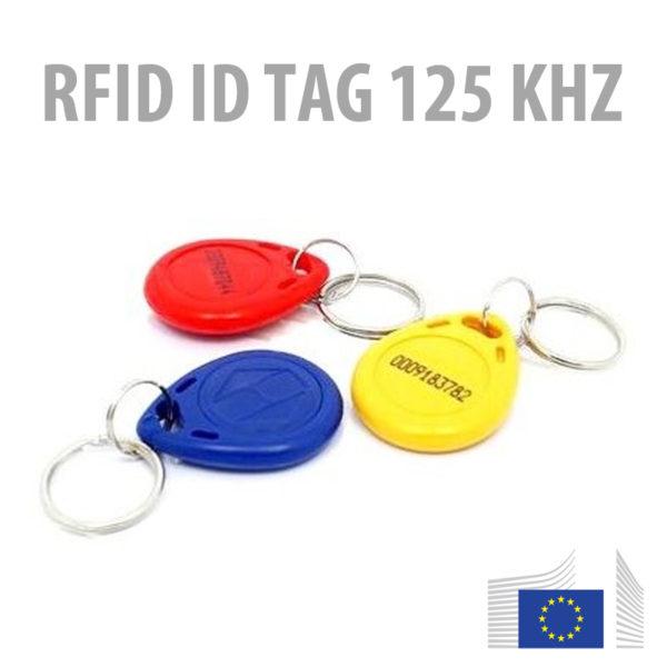 Beskontaktni RFID privjesci za ukodiravanje id koda 125KHz