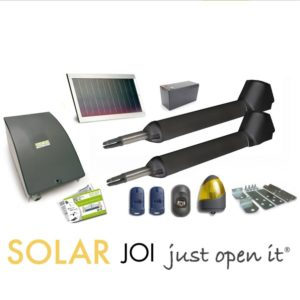 Kit za krilna dvorišna vrata Ducati SW7000T Solar