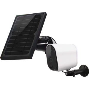 Solarna wireless IP CCTV sigurnosna kamera