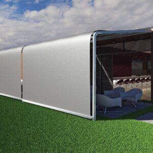 Tenda MOTORLINE VELLUM COFRE