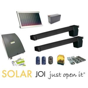 Kit za krilna dvorišna vrata JOI HC619 Solar